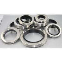 Air Compressor Rotary Shaft Seal with PTFEsealing Lip